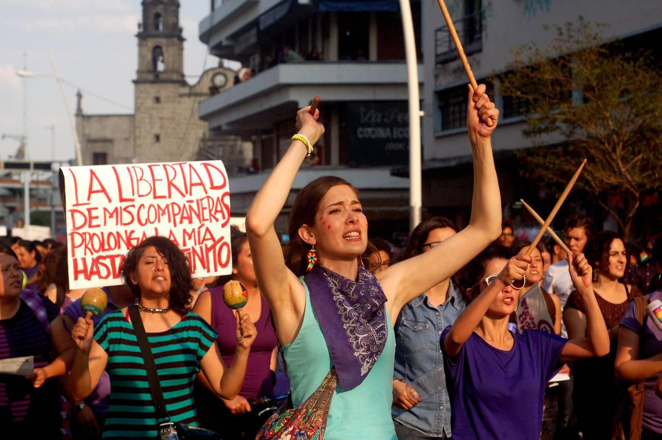 México: ¿la «cuarta transformación» será feminista?  AMLO ante la lucha de las mujeres