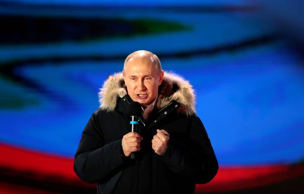 Moscú no cree en lágrimas  Putin pierde terreno en la capital rusa