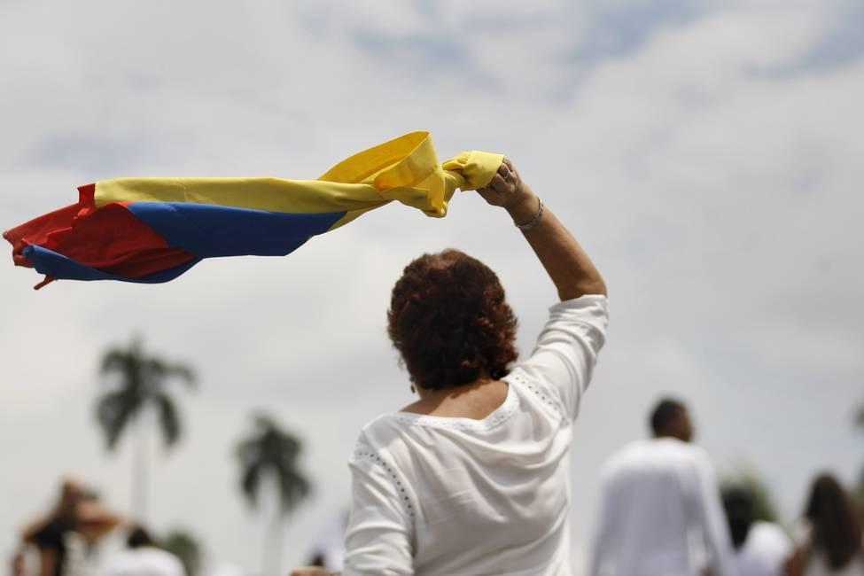 Pobreza, manipulación y miedo  El trío del No en Colombia