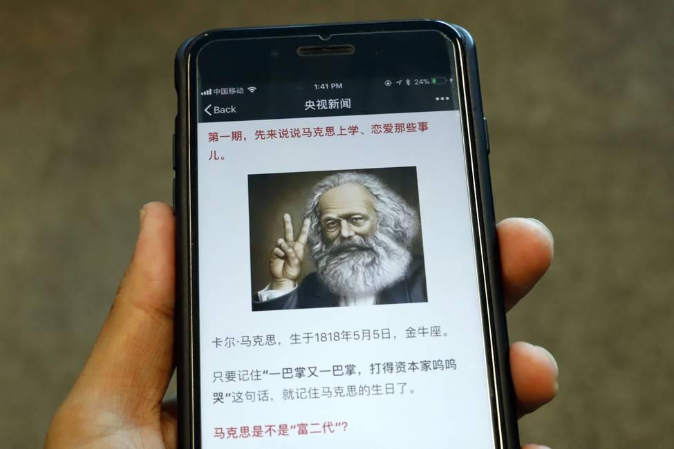 Hacer que China vuelva a ser marxista