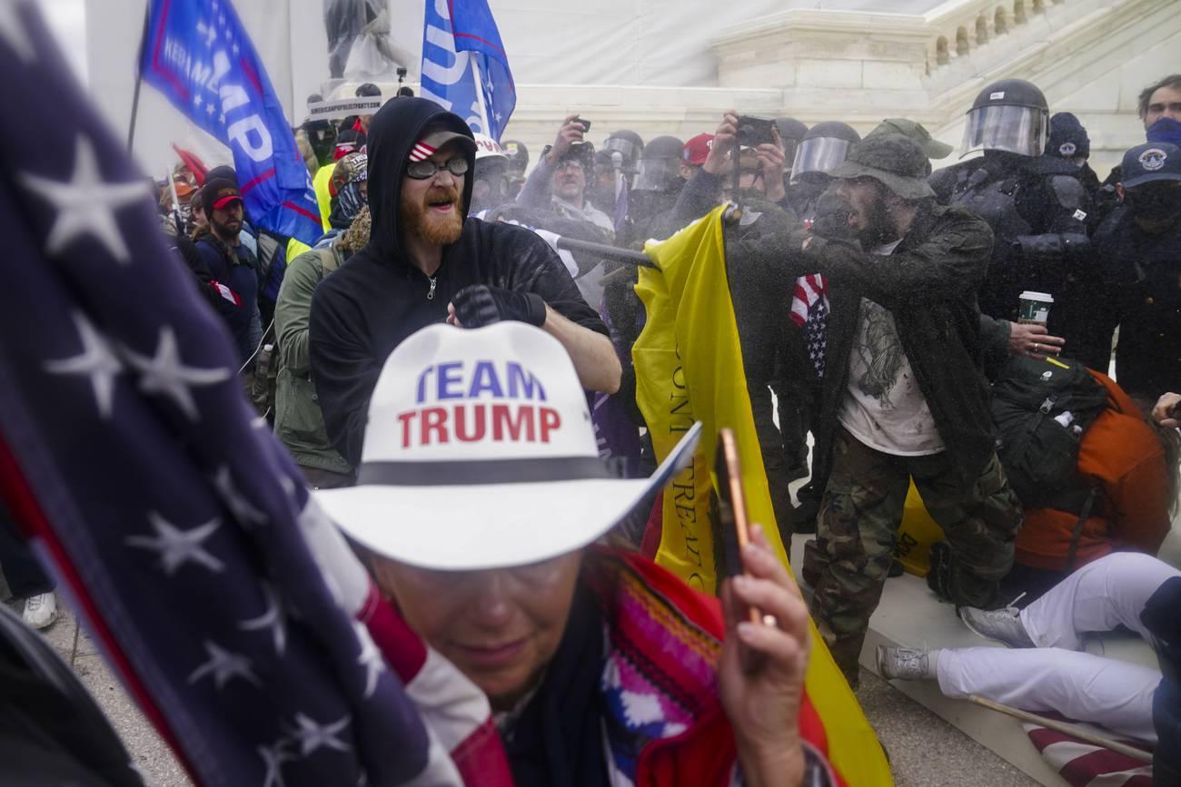 Estados Unidos: ¿esto no es «lo que somos»?