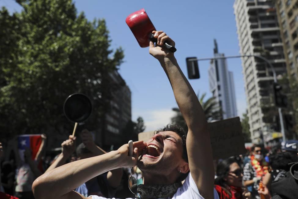 Desigualdad y descontento social en América Latina