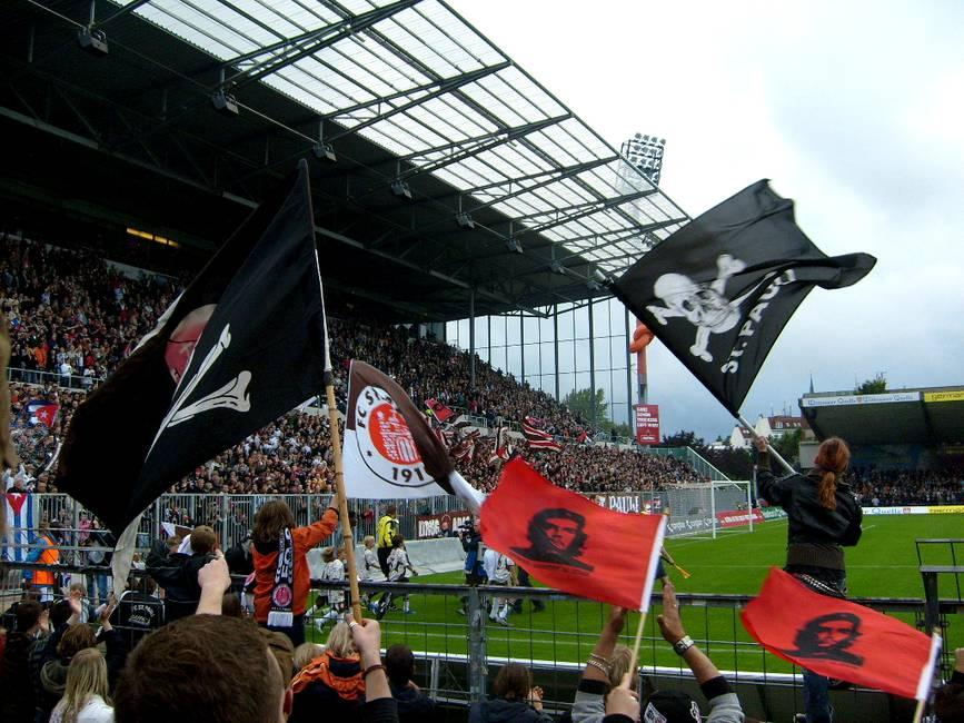 Club Atlético Revolución. Sankt Pauli, el equipo «anticapitalista»