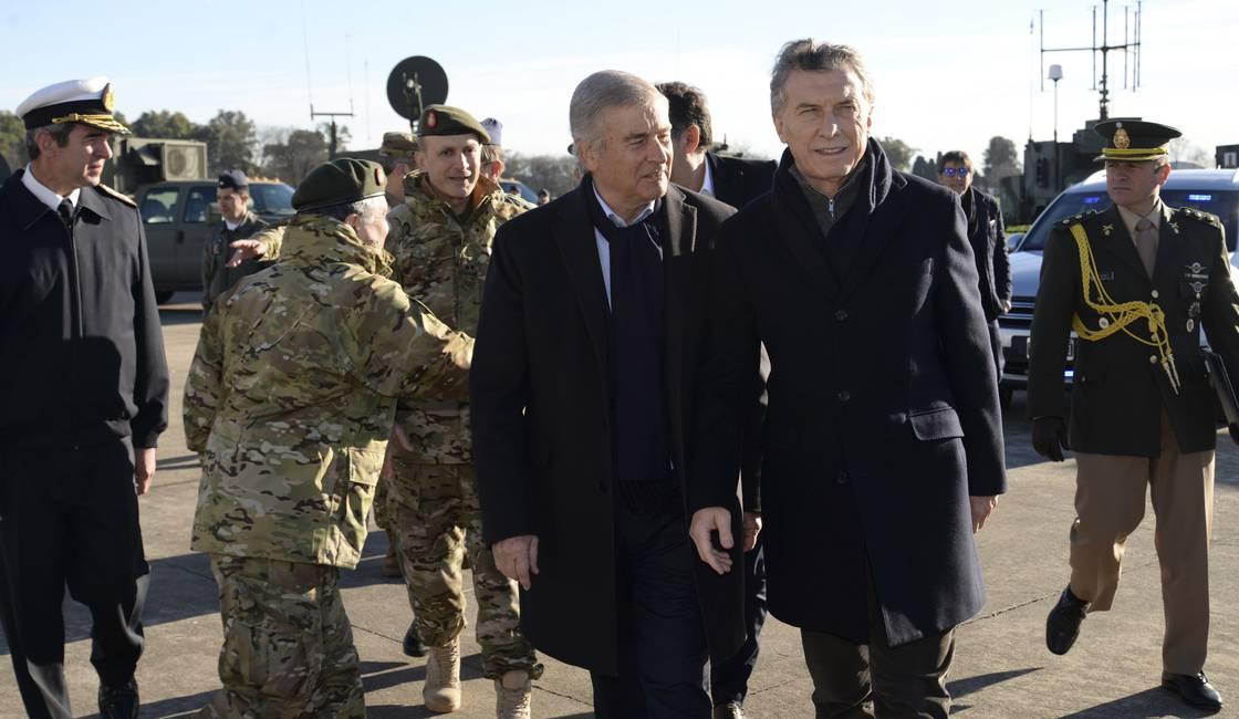 Argentina y el «militarismo neoliberal periférico»