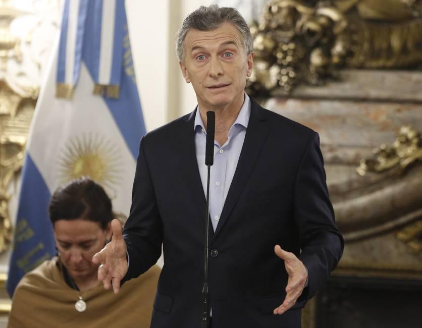 Mauricio Macri en su ratonera  El fin de la utopía gradualista