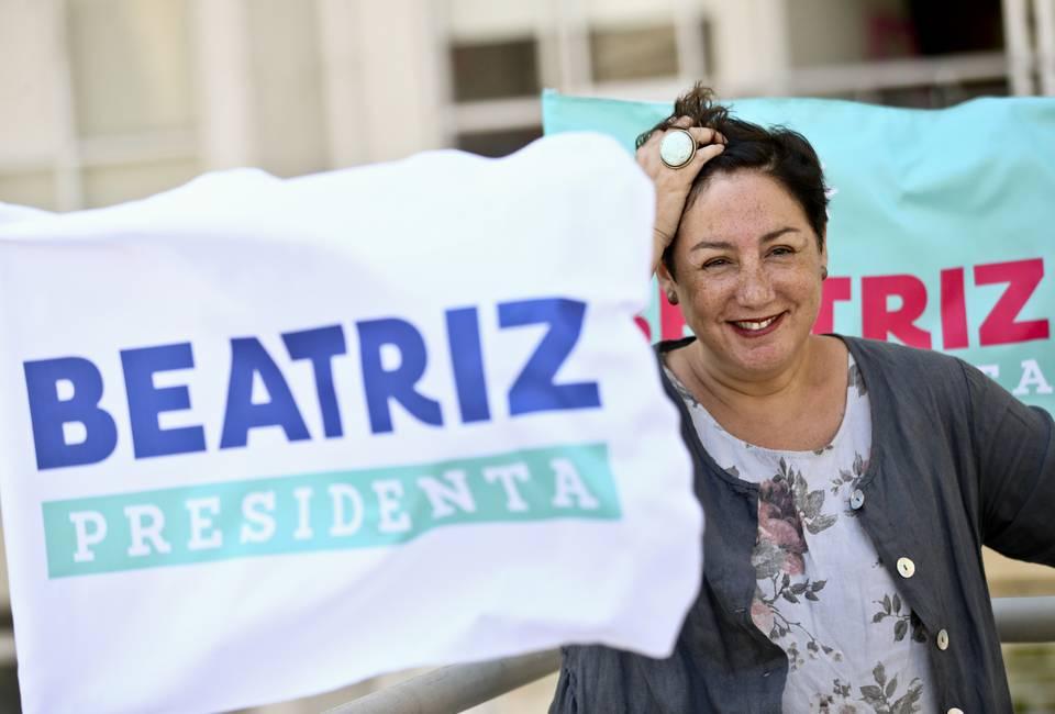 Los desafíos de la nueva izquierda chilena  Entrevista a Beatriz Sánchez