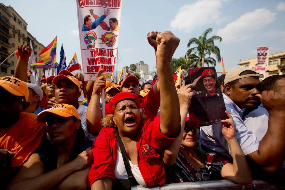 La triste historia del sindicalismo venezolano en tiempos de revolución  Una aproximación sintética