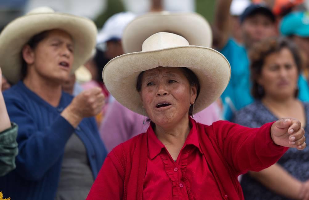 La rebelión local a la imposición extractivista  Consultas populares en Colombia