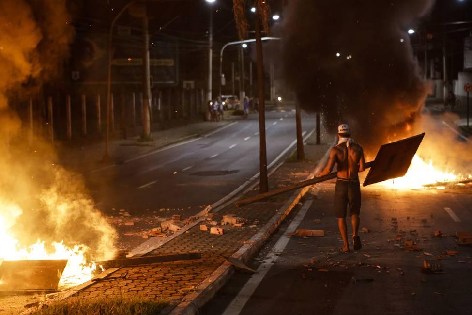 Aspectos históricos e contemporâneos para pensar a violência estrutural no Brasil