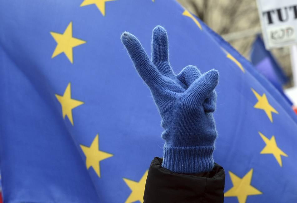 El deseo de Europa  Más allá del nacionalismo y del neoliberalismo