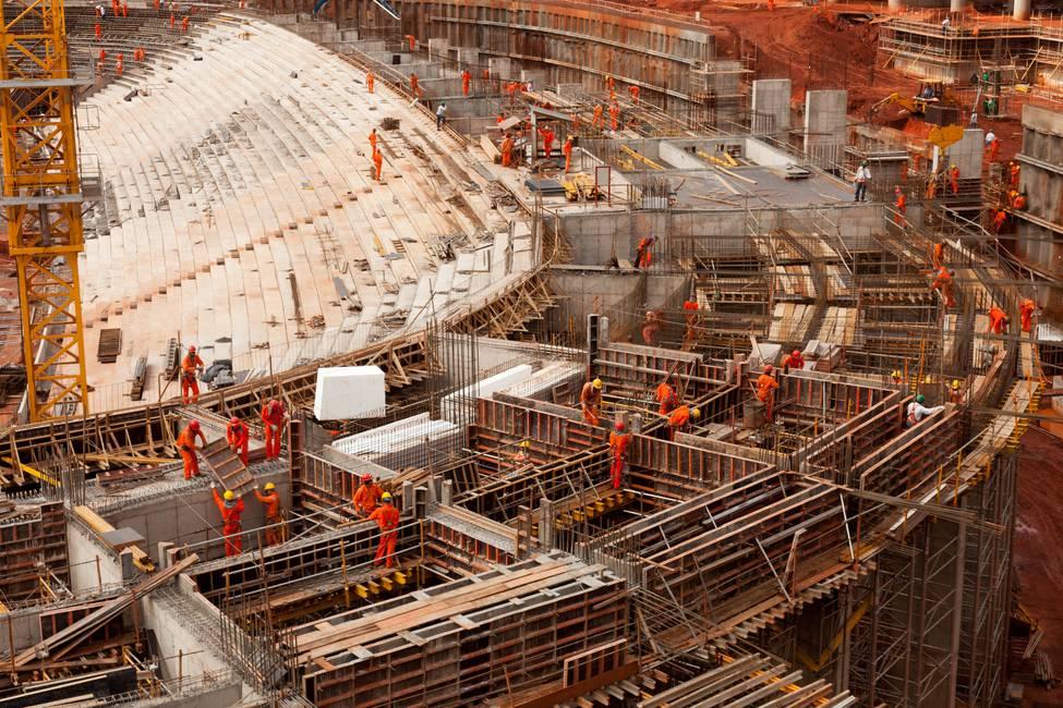 Campañas por trabajo decente en megaeventos deportivos en Brasil  Estrategias sindicales innovadoras en el sector de la construcción