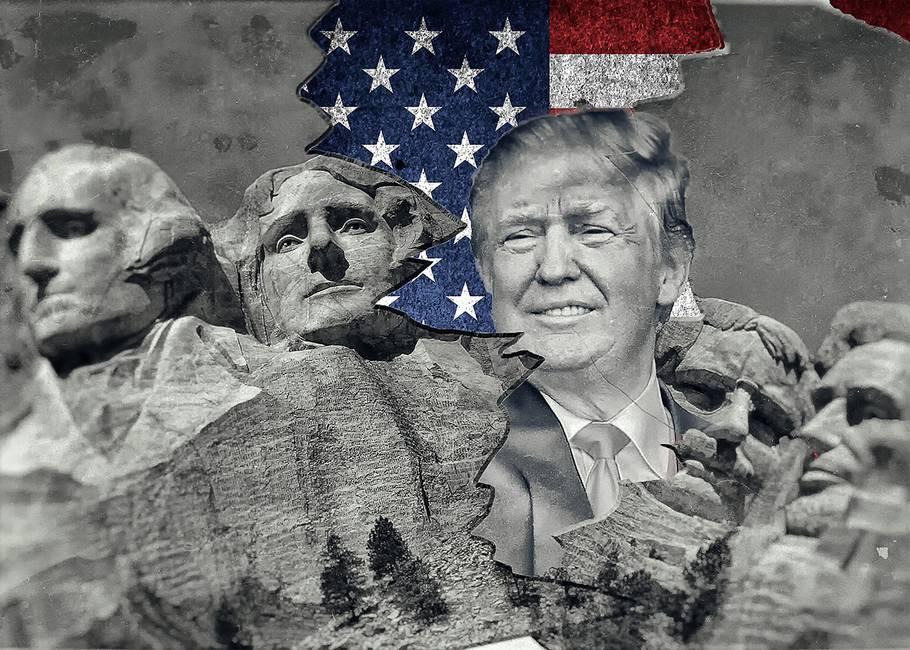 La sesgada política exterior del «nuevo» Trump