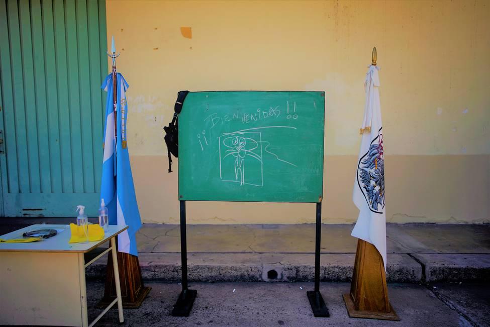 «Volver o no volver»: la educación argentina en pandemia