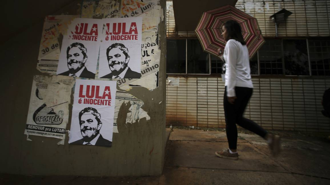 El juicio contra Lula y el espectáculo de la indignación selectiva