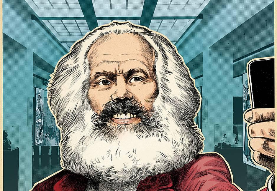 Marx en tiempos de algoritmos
