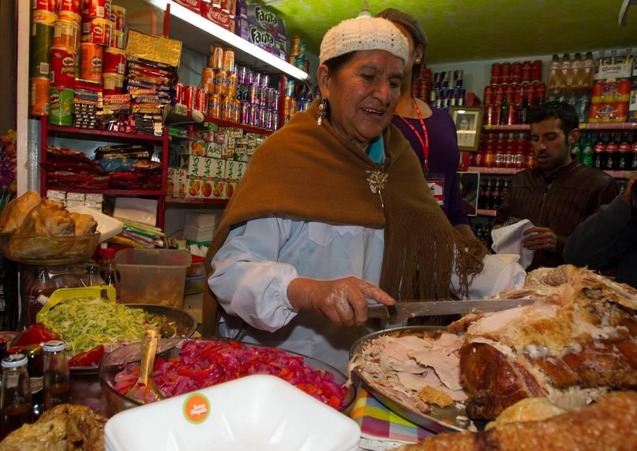 La Paz, territorio libre de McDonald's