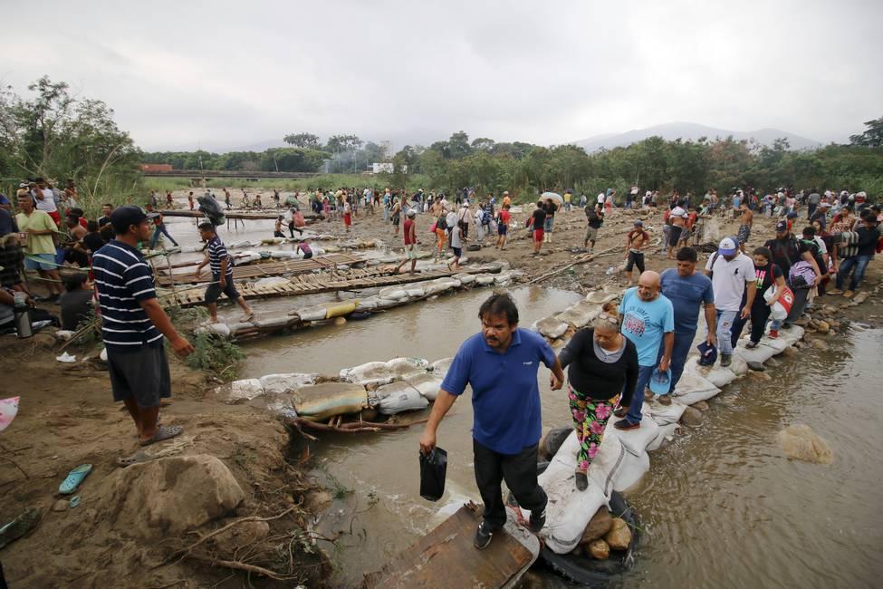 La frontera colombo-venezolana: escenarios de conflictos