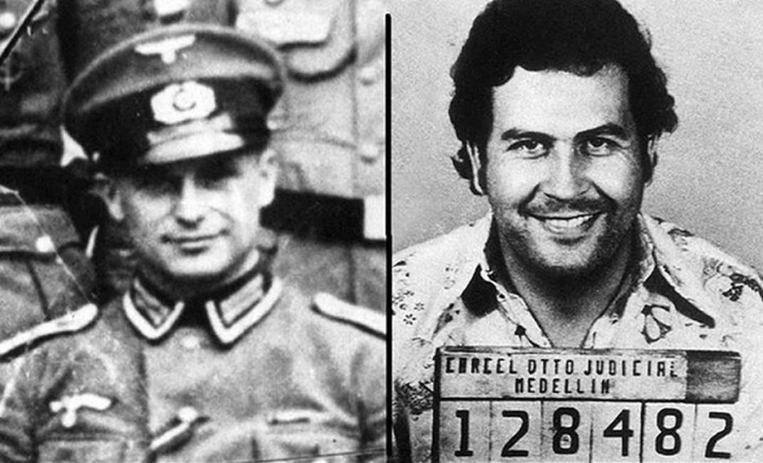 El Carnicero y el Patrón. La conexión oculta entre Pablo Escobar y Klaus Barbie