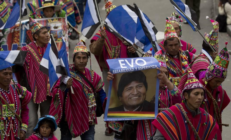 Tendencias socioelectorales en la Bolivia del caudillismo