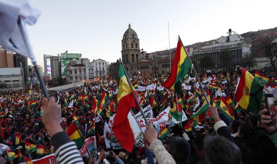 Bolivia: el imaginario  racial «blanco» bajo el  gobierno de los «indios»