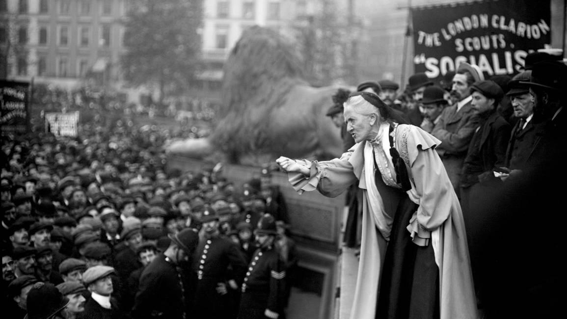 La manifestación: el origen de una forma de protesta