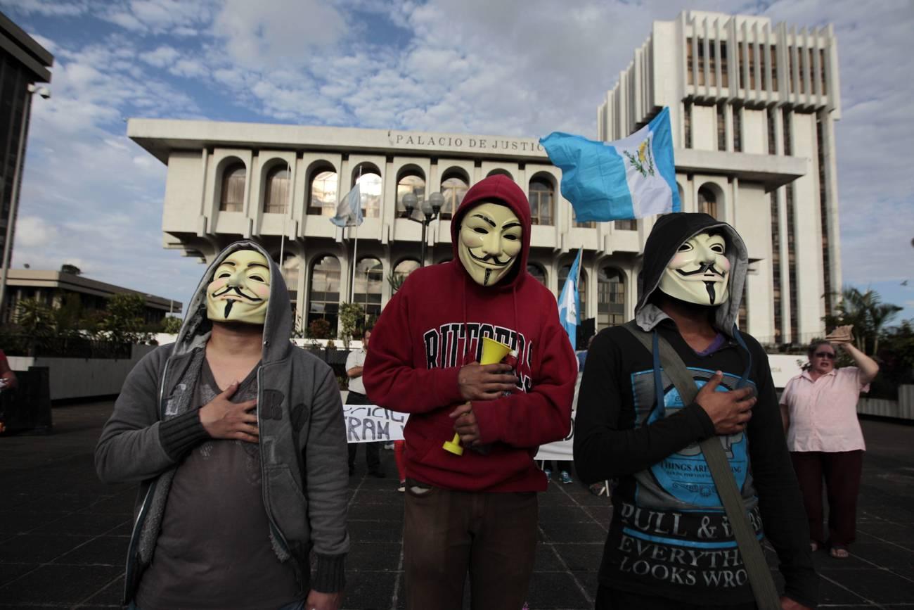 Guatemala: la corrupción como crisis de gobierno