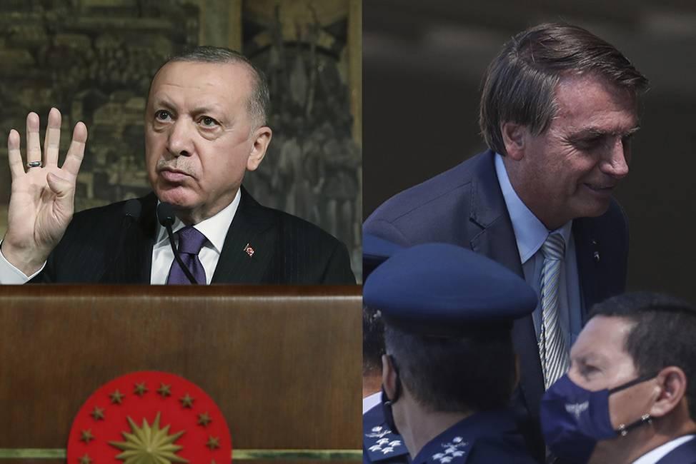 ¿De «BRICS» a «TRICS»?  Brasil y Turquía: entre la política doméstica y la geopolítica mundial