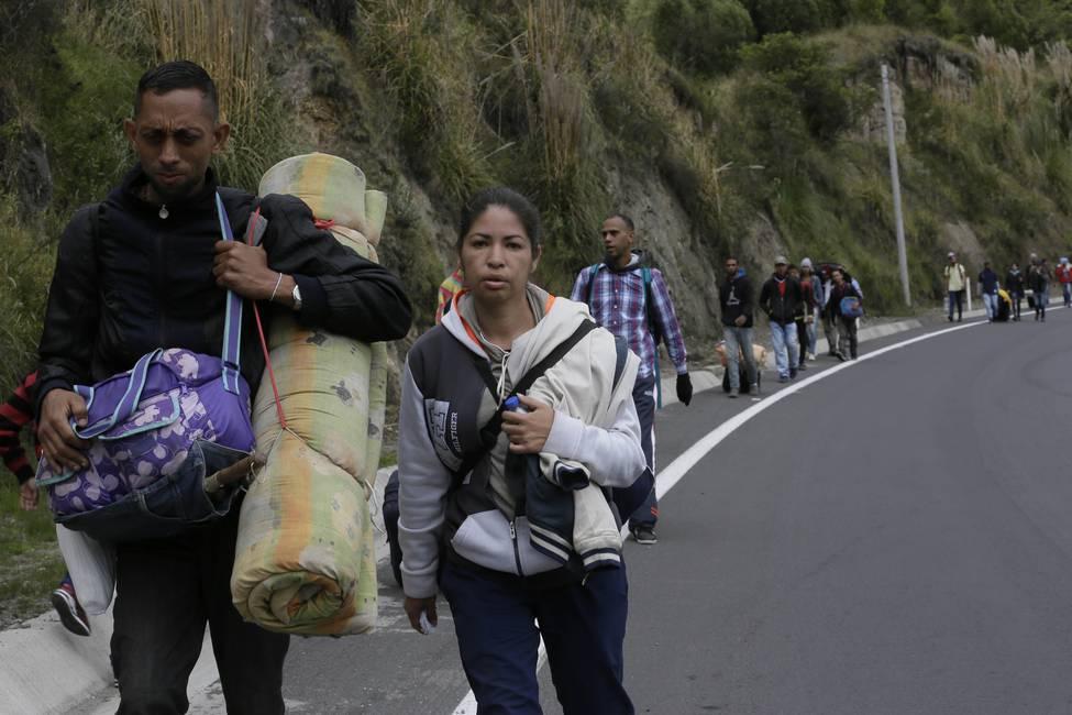 ¿Solidaridad sin fronteras?