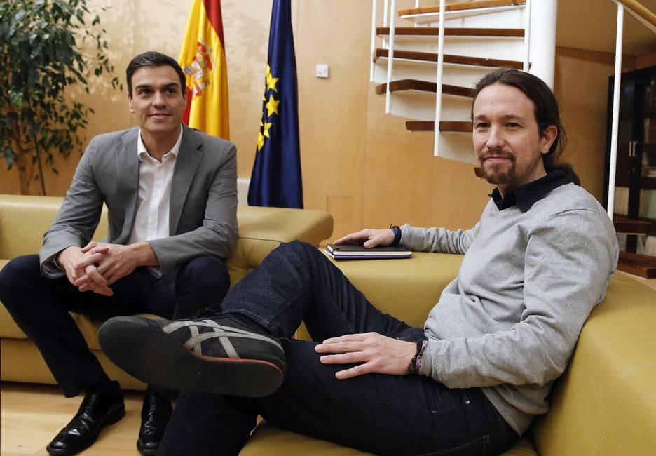 «En España se ha acabado el bipartidismo»  Entrevista a Geero Maas